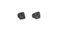 Black Square Cufflinks 2