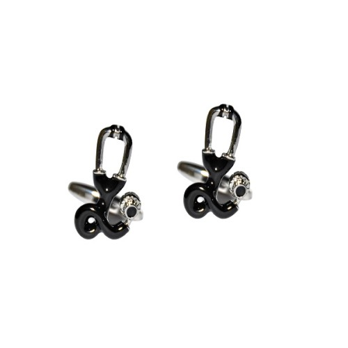 Doctor Stethoscope Cufflinks 3