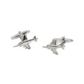 Fighter Jet Cufflinks Present for Him 6