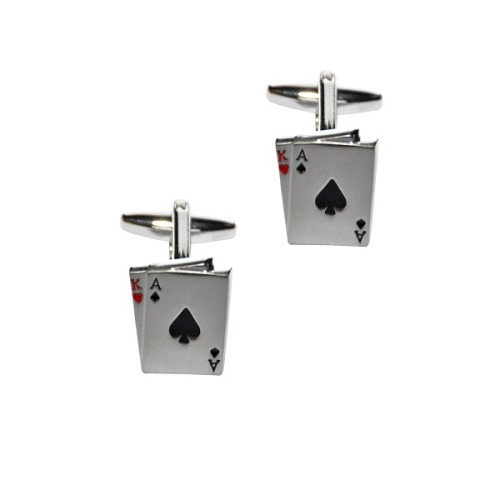 King Ace Cufflinks 1