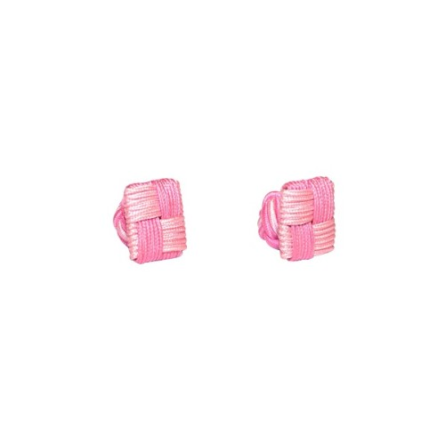 Shades of Pink Square Cufflinks 3