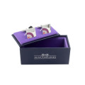 Sunrise Purple Cufflinks Gifts for Him 4