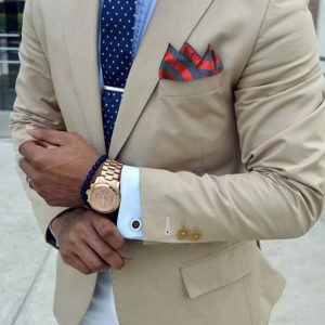Mens Pocket Squares