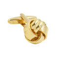 Gold Knot Cufflinks Online Australia Gift for Dad