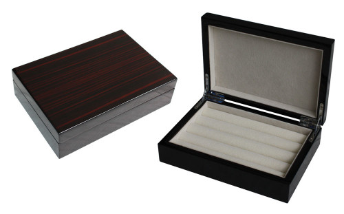 Beautiful Ebony Cufflink Box