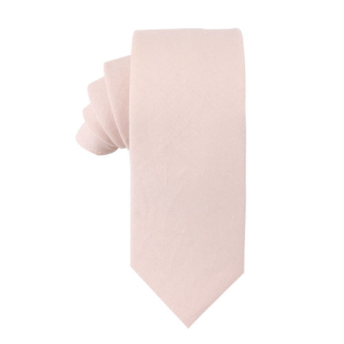 Light Pink Ties Online For Grooms