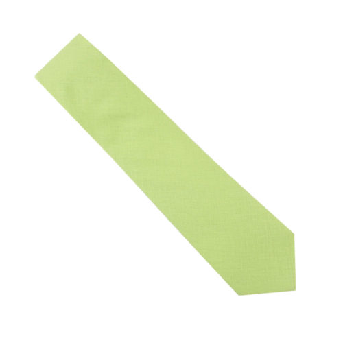 Lime Green Tie Wedding Groomsmen