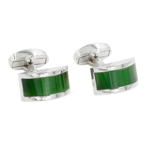 Emerald Green Wedding Cuffllinks