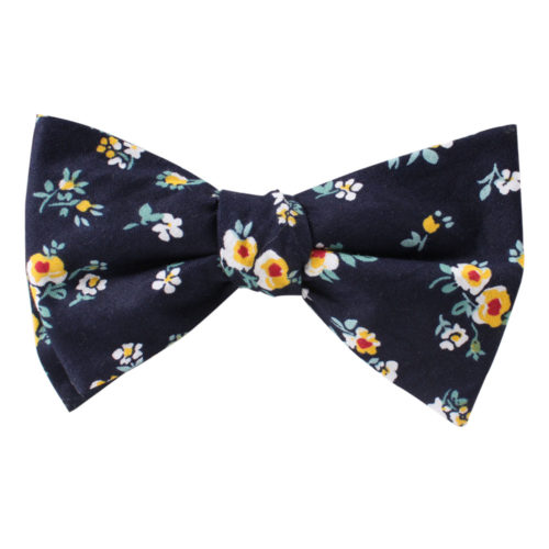 Self Tie Bow Tie for Men