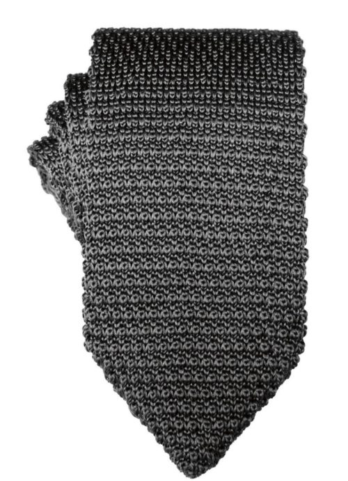 Knitted Tie Gift for Men