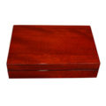 real wood cufflinks boxes