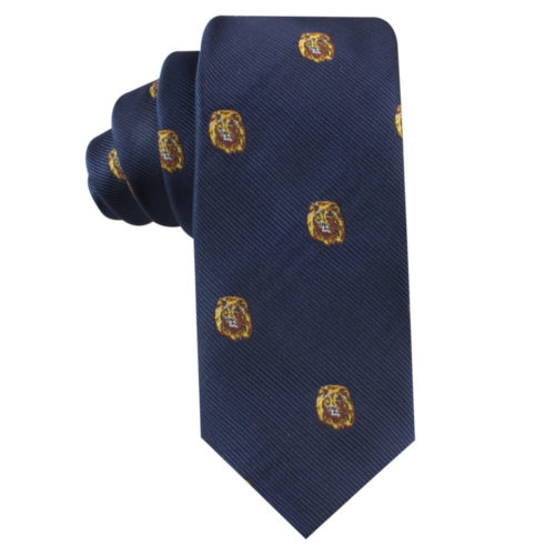 Wedding Groomsmen Lion Tie for Groom
