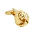 Gold Knot Cufflinks Online Australia Gift for Dad