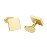 Classic Gold Cufflinks Online Australia Gift for Him