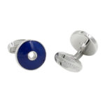 Blue Cufflinks Online Australia Gift for Wedding