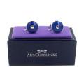 Blue Cufflinks Australia Gifts for Groomsmen