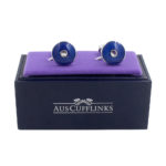 Blue Cufflinks Australia Gifts for Groomsmen
