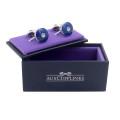 Blue Cufflinks Online Australia Gift for Dad