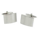 Classic Silver Cufflinks Australia Gift for Him