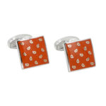 Orange Cufflinks Online Australia