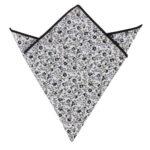 Floral Pocket Squares for Men