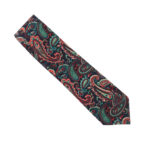 Carpe diem Paisley Tie Online For Men