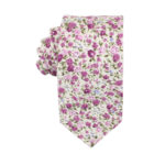 Pink Roses Floral Tie Weddings