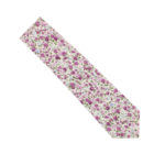 Pink Roses Floral Ties for Groomsmen