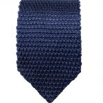 Knitted Tie Gift for Husband