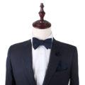 Self Tie Bow Tie for Weddings