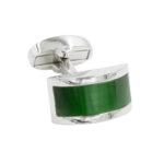 Emerald Green Wedding Cuffllinks for Him