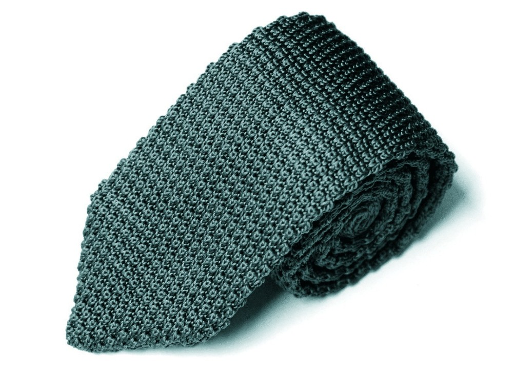 Knitted Tie for Men