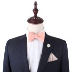 Self Tie Bow Tie for Weddings