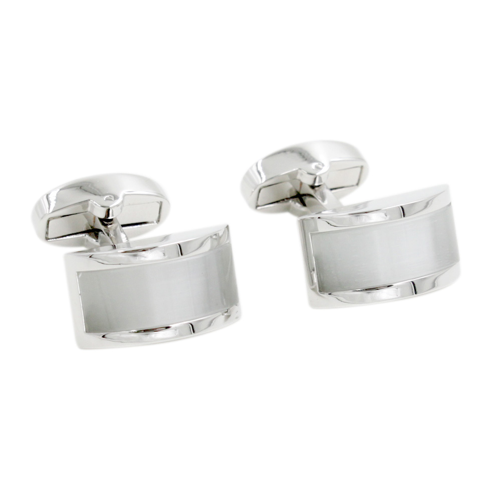 Pearl Cufflinks for Him