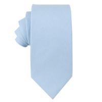 Mens light blue tie
