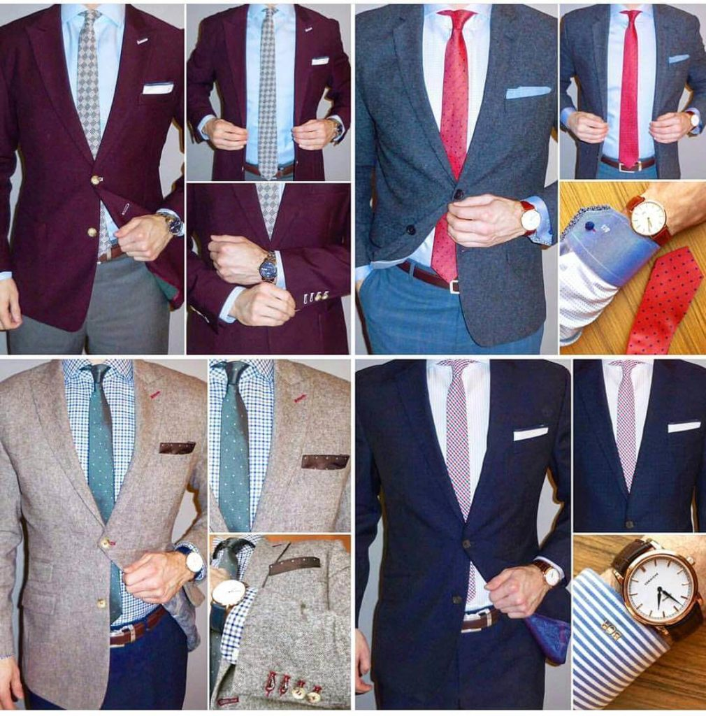 How to Match Your Ties and Pocket Squares
