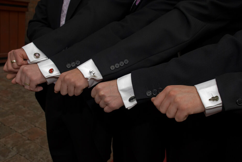 What Cufflinks To Wear With A Tuxedo