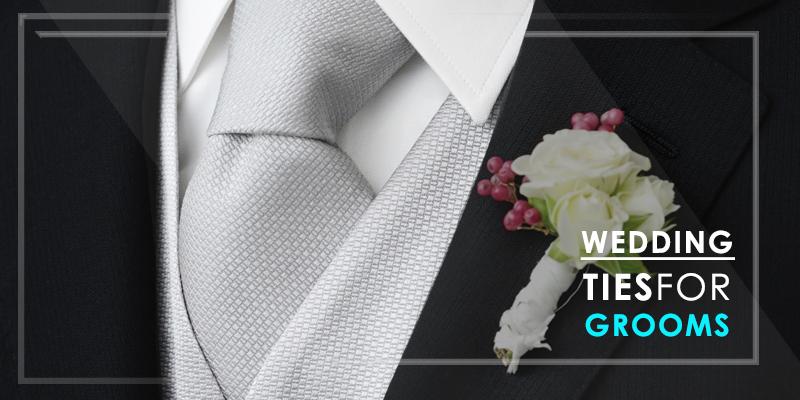 Wedding Ties for Grooms Online