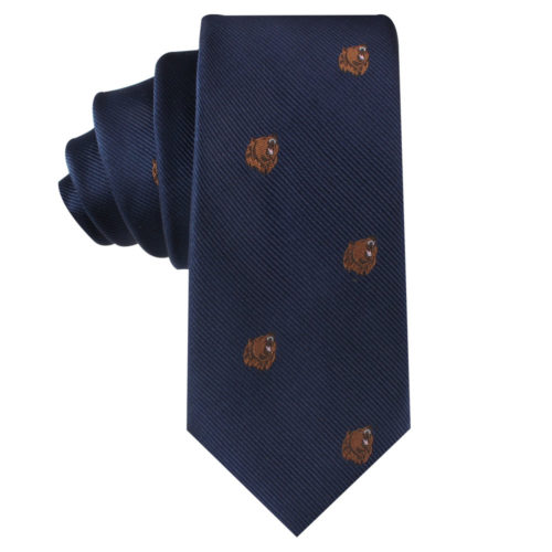 Grizzly Bear Ties for Groomsmen